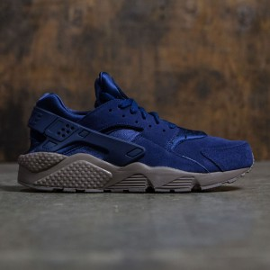 Nike Men Air Huarache Run Se (binary blue / binary blue-dark mushroom)