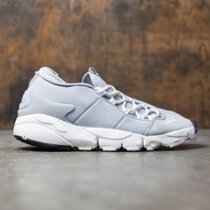 Nike Men Air Footscape Nm (wolf grey / summit white-black)