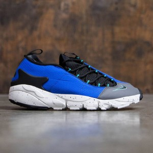 Nike Men Air Footscape Nm (hyper cobalt / black-summit white)