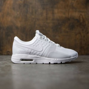 Nike Women Air Max Zero (white / white-pure platinum)