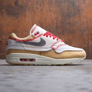 Nike Men Air Max 1 Premium Se (club gold / black-pure platinum)