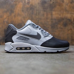 Nike Men Air Max 90 Premium Se (grey / wolf grey / anthracite-cool grey-black)