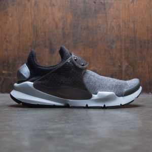Nike Men Sock Dart Se Premium (dark grey / black-pure platinum-aluminum)