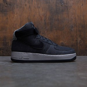 Nike Women Air Force 1 Hi Se (black / dark grey-cobblestone)