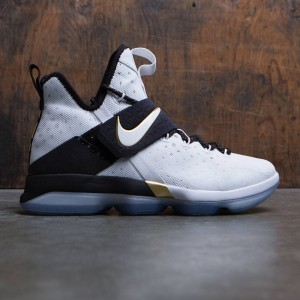 Nike Men Lebron Xiv Bhm (white / metallic gold-black)