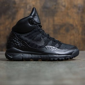 Nike Men Lupinek Flyknit (black / black-anthracite)