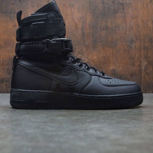 Nike Men Sf Air Force 1 (black / black-black)