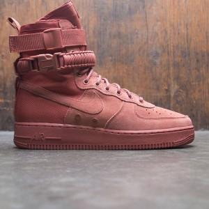 Nike Men Sf Air Force 1 (dusty peach / dusty peach)