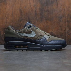 Nike Men Air Max 1 Premium (medium olive / dark stucco-anthracite)