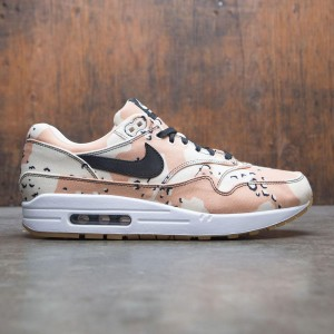 Nike Men Air Max 1 Premium (beach / black-praline-light cream)