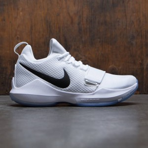 Nike Men Pg 1 (white / black)