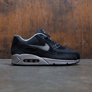 Nike Women Air Max 90 Se (black / black-dark grey-cobblestone)