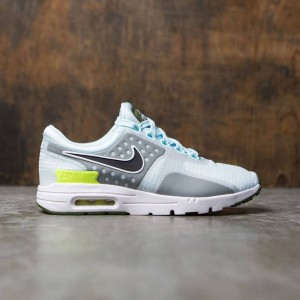 Nike Women Air Max Zero Si (glacier blue / black-legion green-white)