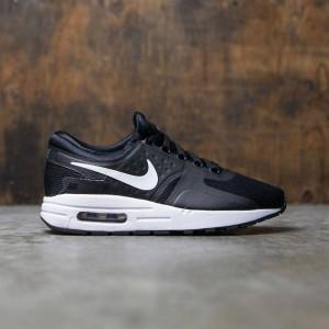 Nike Big Kids Nike Air Max Zero Essential (Gs) (black / white-dark grey)