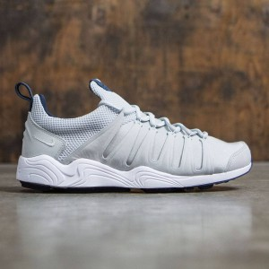 Nike Men Air Zoom Spirimic (mtlc platinum / mtlc platinum)