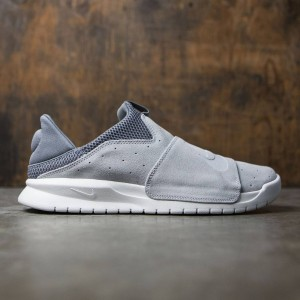 Nike Men Benassi Slip (wolf grey / wolf grey-cool grey-off white)