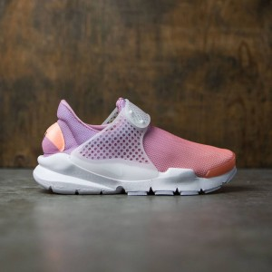 Nike Women Sock Dart Br (sunset glow / white-orchid-glacier blue)