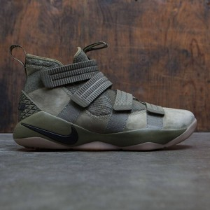 Nike Men Lebron Soldier Xi Sfg (olive / medium olive / black-black)
