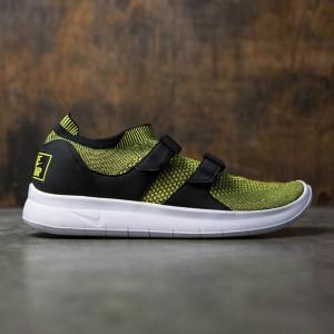 Nike Men Air Sock Racer Ultra Flyknit (yellow / yellow strike-black)