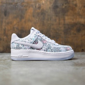 Nike Women Air Force 1 Af1 Upstep 35 (purple / palest purple-white)