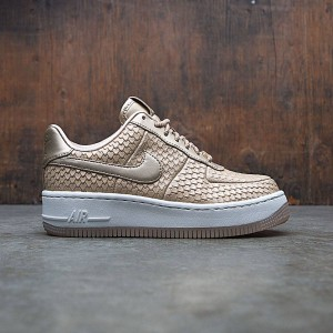 Nike Women Air Force 1 Upstep Premium (blur / blur-summit white)
