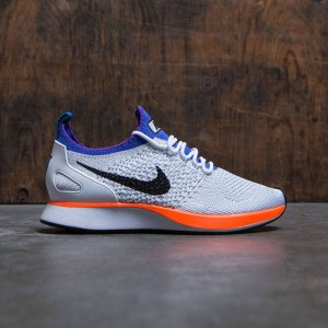 Nike Women Air Zoom Mariah Flyknit Racer (white / hyper crimson-pure platinum)