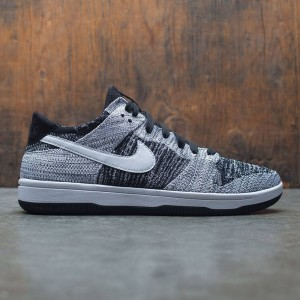 Nike Men Dunk Flyknit (black / white)