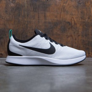 Nike Men Dualtone Racer (white / black-pure platinum-menta)
