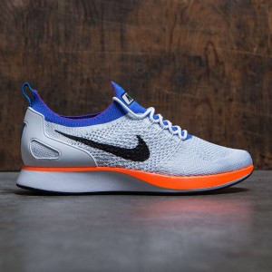 Nike Men Air Zoom Mariah Flyknit Racer (white / hyper crimson-pure platinum)