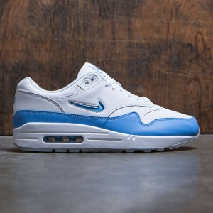 Nike Men Air Max 1 Premium Sc (white / blue)