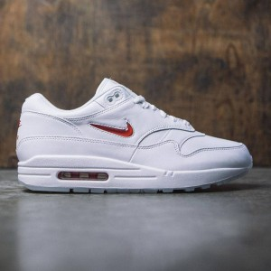 Nike Men Air Max 1 Premium Sc (white / university red-university red)
