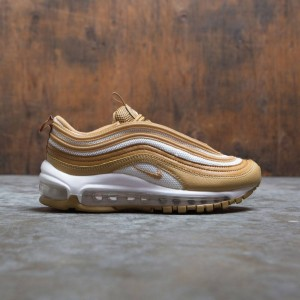 Nike Women Air Max 97 (wheat / wheat-club gold-club gold)