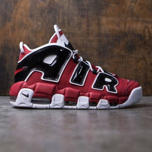 Nike Men Air More Uptempo '96 (varsity red / white-black)