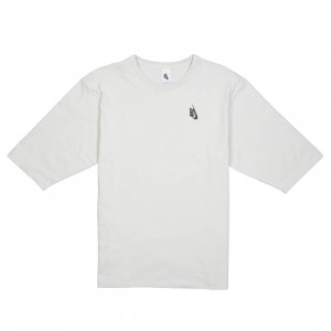 NikeLab Men Nrg Tee (light bone / black)