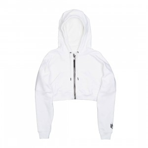 NikeLab Women Nrg Hoody (white / black)