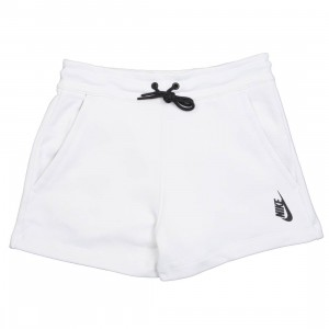 NikeLab Women Collection Shorts (white / black)