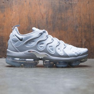 Nike Men Air Vapormax Plus (wolf grey / dark grey-metallic silver)