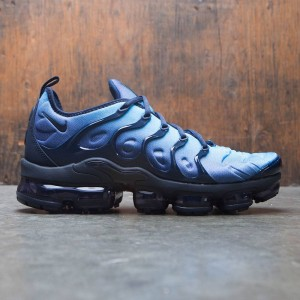 Nike Men Air Vapormax Plus (obsidian / obsidian-photo blue-black)