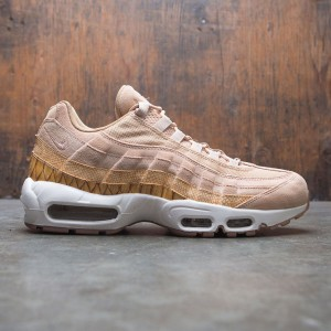 Nike Men Air Max 95 Premium Se (vachetta tan / vachetta tan-elemental gold)