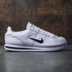 Nike Men Cortez Basic Jewel Qs (white / black)