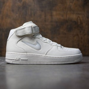 Nike Men Air Force 1 Mid Retro Prm (sail / sail-sail)