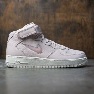 Nike Men Air Force 1 Mid Retro Prm (silt red / silt red-sail)