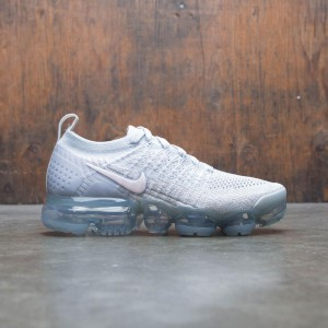 Nike Women Air Vapormax Flyknit 2 (pure platinum / arctic pink-white)