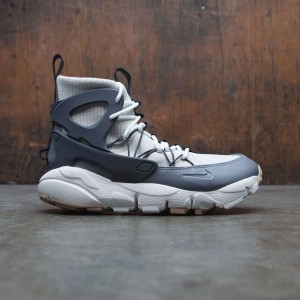 Nike Women Air Footscape Mid Utility (light bone / anthracite-summit white)