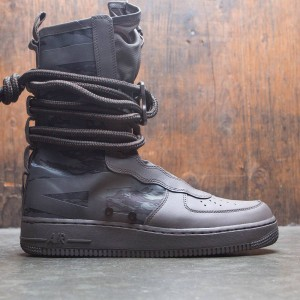Nike Men Sf Air Force 1 Hi Boot (ridgerock / black-sequoia)