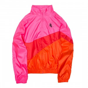 NikeLab Men Heritage Jacket (hyper pink / university red / black)