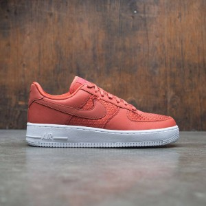Nike Women Air Force 1 '07 Pinnacle (red / dragon red-white)