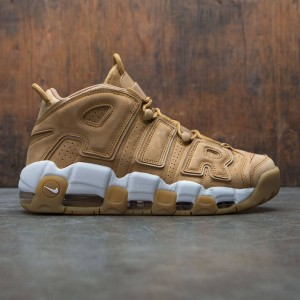Nike Men Air More Uptempo '96 Premium (tan / flax-phantom-gum light brown)