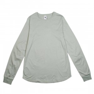 Nike Men Lebron X John Elliott Long Sleeves Tee (jade horizon / jade stone)