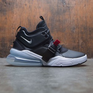 Nike Men Air Force 270 (black / metallic silver-white)